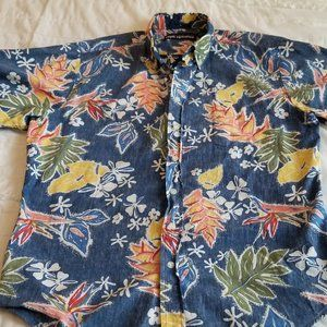 Reyn Spooner Hawaiian Short Sleeve Shirt